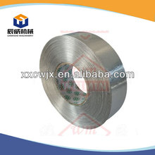 Adhesive backed aluminum foil tape
