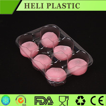 disposable plastic soft cookie tray