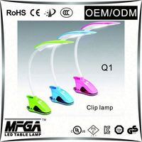 led clip reading light
