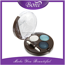 Popular best make-up kits cosmetic palette private label 8 color eye shadow