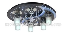 Stainless steel ceiling lamp for home lighting