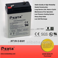 manufacturing batteries 6V 2AH FOR UPS, EMERGENCY LIGHT