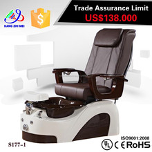 Spa chair motor/nail spa massage chair pedicure chair/spa pedicure chair and nail supply KM-S177
