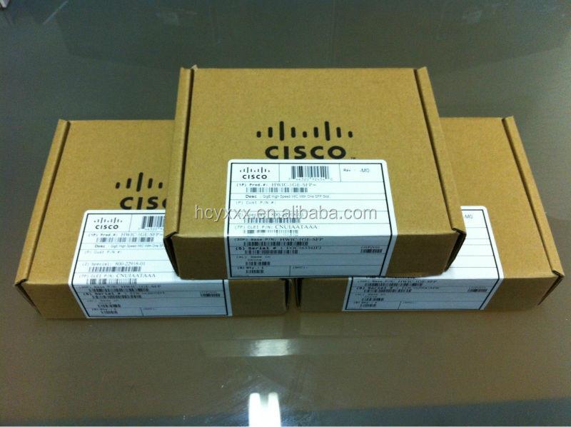 HWIC-1GE-SFP Cisco network adapter