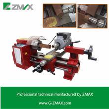 Mini máquina del torno para beadss/cuentas redondas de madera que hace la máquina torno de madera bricolaje