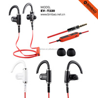 Wholesale price oem earbuds over ear wired bluetooth earphones