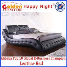 De estilo neoclásico antiguos cama con dosel( hg814#)