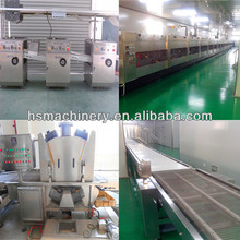 can be customized to your requirements full automatic biscuit making machine together with biscuit technology tranfer in China