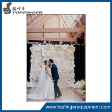 TFR 2012 special offer white sheer pipe and drape system for wedding