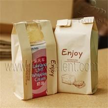 toast/hot dog/bread/cake kraft paper bag for sale