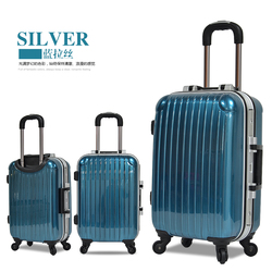 Professional pc personalized luggage sets made in China