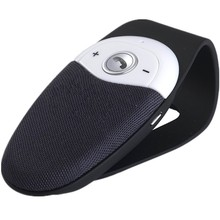 Car Bluetooth Handsfree V4.0 version Bluetooth Speaker Dual Phone Standby car bluetooth handsfree kit