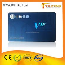 Blank employee ID 125khz EM4100 proximity plastic RIFD cards