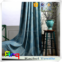 blackout 3D printed Poly/cotton fabric for curtain/sofa/beddings- Japan style