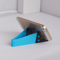 Portable Universal Foldable Mobile Cell Phone Stand Holder for Smartphone & Tablet PC Random Color Lazy Bracket