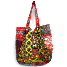 INDIAN Artistic creation Shoulder Bag Banjara Style SKU 6700