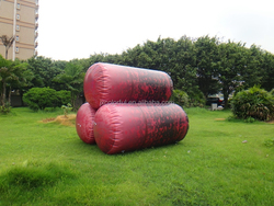 CILE 2015 hot selling custom inflatable CS bunker for sale