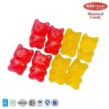 Halal candy jelly bulk gummy bear vitamins