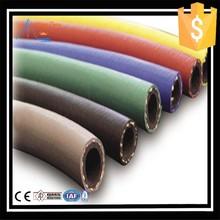 MZ fiber braided cloth surface flexible rubber air hose