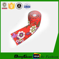 Fashionable custom Design garment woven webbing tape for high quality