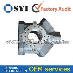 Aluminum Alloy Die Casting Motor Shell