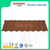 8 waves classical building materials in Guangzhou roof tile