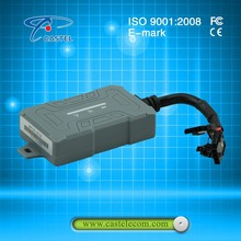 Convert installation GPS Tracker for motorcycle with IP54 protective level