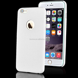 Anti-Shock New Arrival Thin Hard Back Phone Case Cover For Apple Iphone 6 Plus