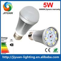 led light bulb par 60 5w Aluminum Alloy bulb led light e27 easy to install