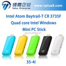Vplus 35-4I for android 4.2 tv box with wifi intel atom mini pc