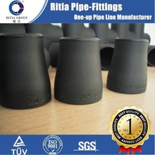 Seamless steel a234 wpb threaded pipe reducer