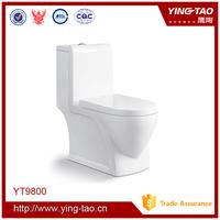 foshan one pc toilet Ceramicsiphonic toilet pedestal pan toilet flush pipe