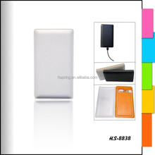 High-capacity power banks for mobile devices