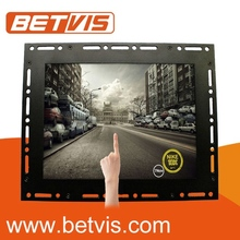 Easy-to-use touch screen monitor for toyota prius