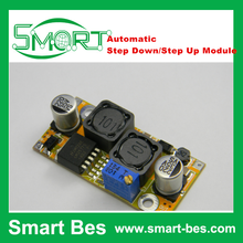 Smart bes Sigle Chip Automatic Step Down/Step Up Module, Solar Power Panel 3-35V to 2.2-30V LM2577