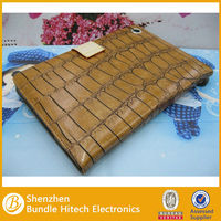 7inch laptop leather covers for ipad mini 2