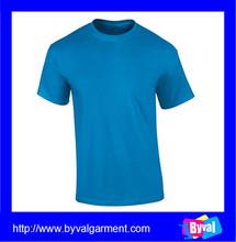 bulk plain men's t shirts 100 cotton t shirts plain blank cotton plain o-neck t shirts