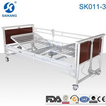 SK011-3 Modern Wooden Electric Home Care Hospital Bed with High Quality