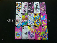 Butterfly Design TPU Case For Apple iPhone 5 5G