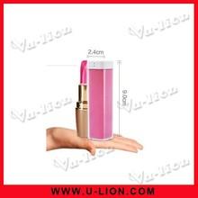 Perfume Lipstick Power Bank 3000 mAH