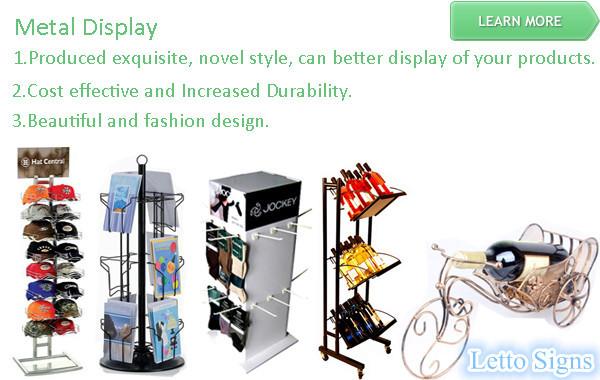 metal display_