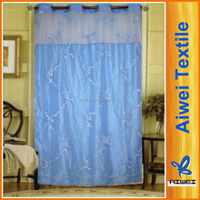 100% Polyester Fabric Organza Fabric Ribbon Work Embroidery Curtains