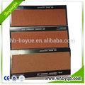 nuevo tipo de peso ligero de ahorro de energía flexible exterior decorativo de la pared de revestimiento