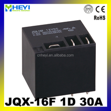 electric Miniature Control Relay power relay 30a T91