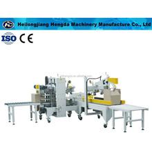 Flaps Folding Side and Corner Case Sealing Machine factory direct machinery customize