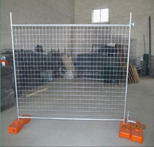Outdoor Portable Dog Fence/Temporary Dog Fence/Used Temporary Fencing