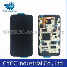 New Cell Phone Lcd display assembly XT1097 For Motorola