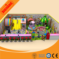 Newest Kids Used Indoor Party Playground Equipment