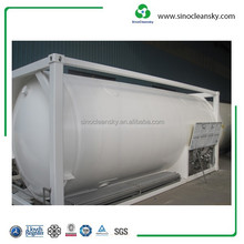 20ft ISO Tank Container for Liquid Gas
