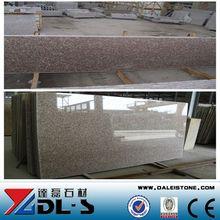 Cheap China Peach Red Granite G687 Slabs